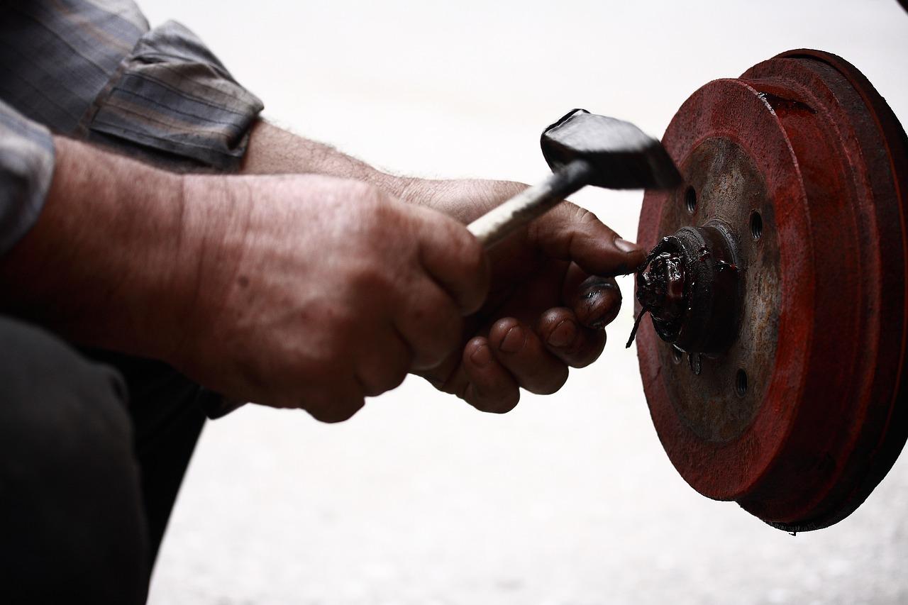 Überblick über die Bremstrommel wechseln Kosten